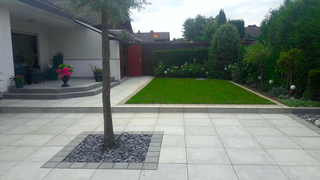 Terrasse Anlegen gartengestaltung terrasse anlegen und anpflanzungen durchführen