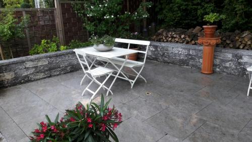 Gartenestaltung; Terrasse gestalten und anlegen